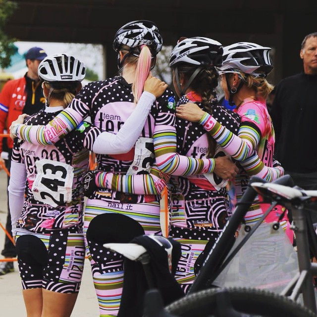Petunia Mafia Womens Cycling Team Petunia Mafia