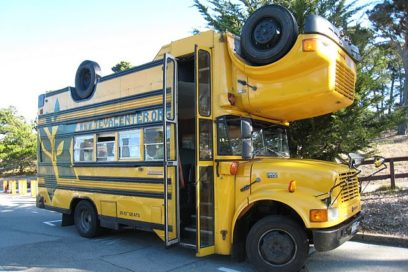 The Proverbial Bus